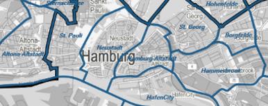 hamburg vororte karte my blog. Black Bedroom Furniture Sets. Home Design Ideas